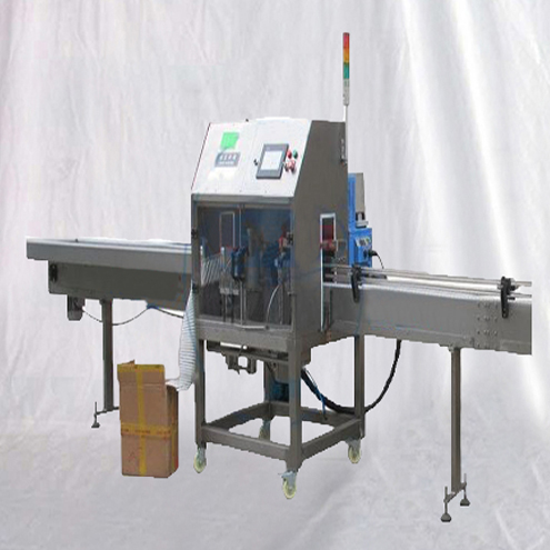Cups juice milk boxes drinking straw hot melt glue adhesive equipment linear type pasting machinery