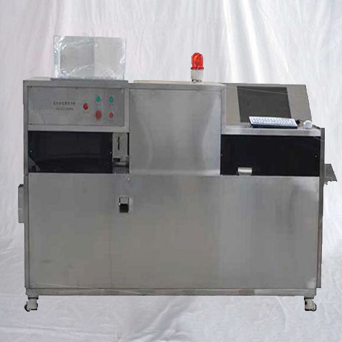 Automatic capsules inspection detecting machine for filled∅ pills cam inspector equipment