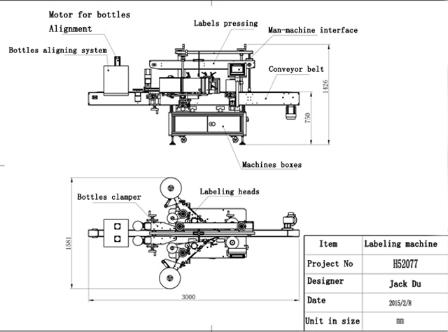 77 drawing of double heads customized labeling machine.jpg