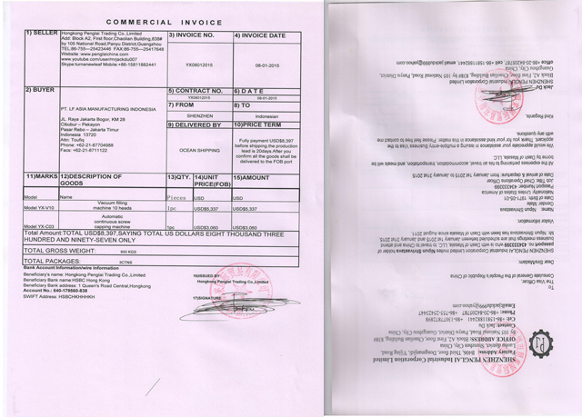 copy of commerical invoice for filling capping line 001.jpg