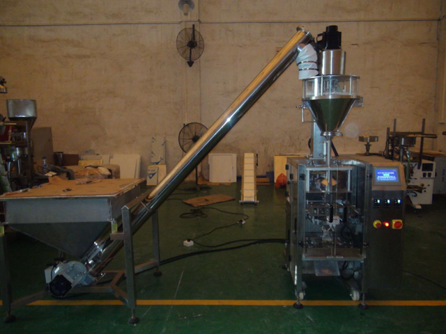 powder filling machinery for Africa customer.jpg