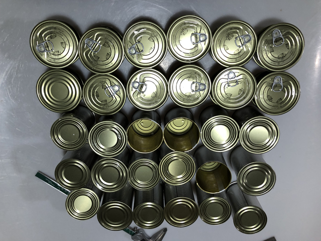 samples cans sent by courier.JPG