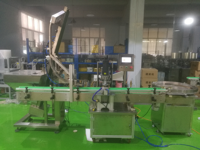 single head capping machine model YX-AC60 (2).jpg
