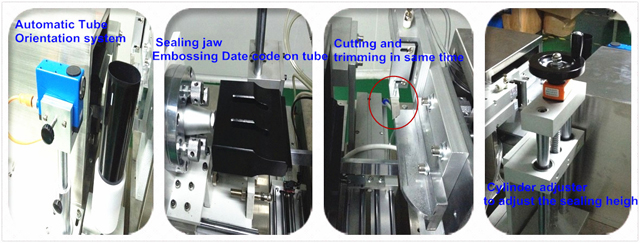 Ultrasonic Tube Sealer
