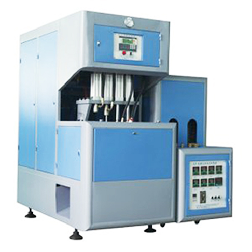 4 Cavity Semi-Automatic Blowing Machine for Pet Bottle blower equipment for drinking industry