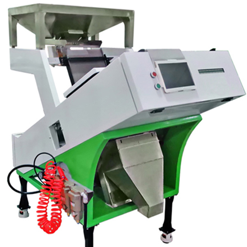 Intelligent CCD tea rice pulses beans grains sorting machine automatic color sorter equipment