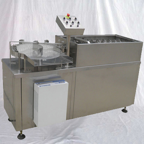 automatic bottles vials amper glass container ultrasonic cleaning washing machine high speed washer equipment