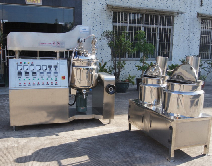 50L vacuum mixer with water oil.jpg