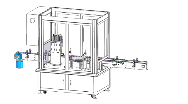 drawing of model YX-Z40 capping cream jars machine (2).jpg