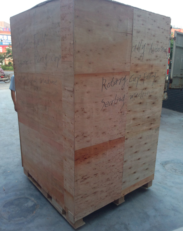 wooden case packaging for rotary filling sealing amchines.jp