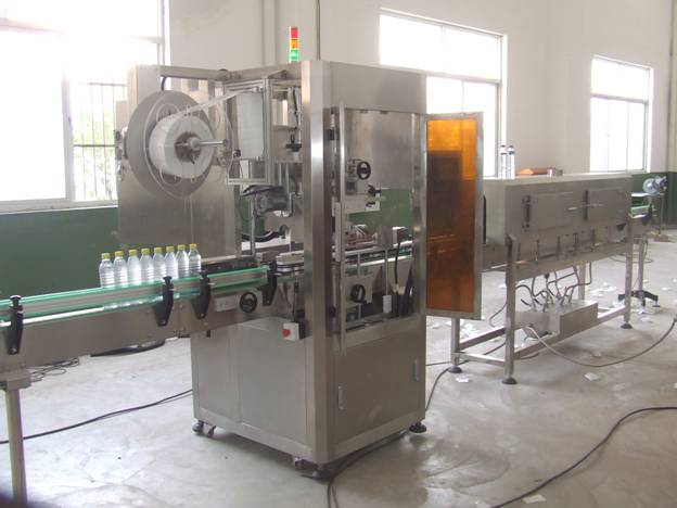 Labeler-Equipment-PVC-Sleeve-Labeling-Machine-for-Pet-Bottle