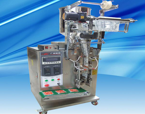 vertical form fill seal machine for liquid paste packaging VFFS food cosmetic liquid cream packaging