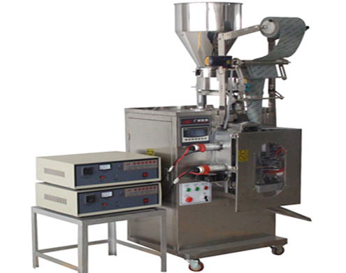 Ultrasonic granules packing machine vertical ffs granule packaging machinery automatic