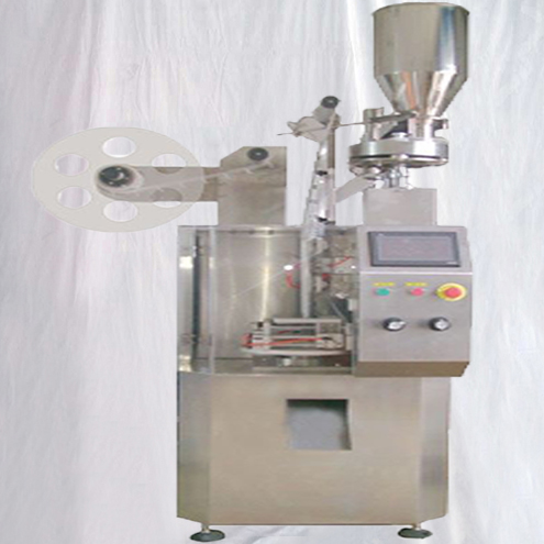 Vertical-form-fill-seal bagging equipment pyramid triangle-shaped bags tea packaging machine customized bagger