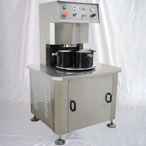Vacuum Sealing Machine Glass Jars Food Sealer Equipment Semi Automatic Lids Closing Locking System