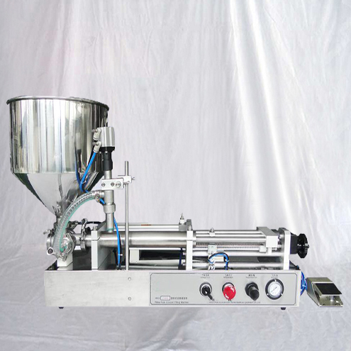semi automatic tabletop medical gel syringe filling machine customized pharmacy liquid filler equipment single nozzle