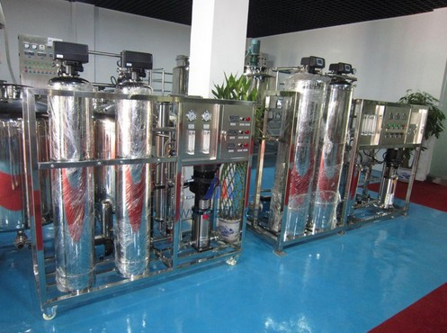 1000L Water purification system RO water filter for toothpaste production line machines from A to Z