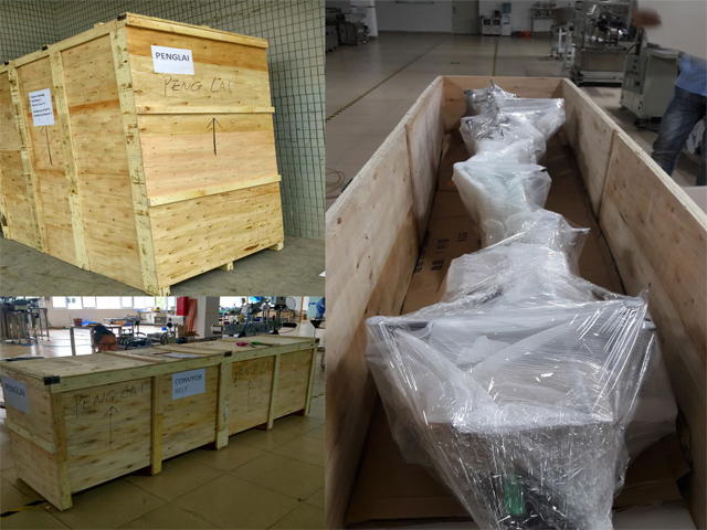 wooden case packing for shrink labeller.jpg